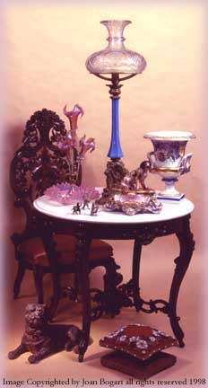 Victorian Antiques from Joan Bogart